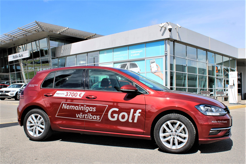 Golf 7 Business 1.5 benzīns (150zs), automāts