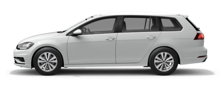Golf Variant Trendline, 1.5 benzīns, 130 Zs, DSG