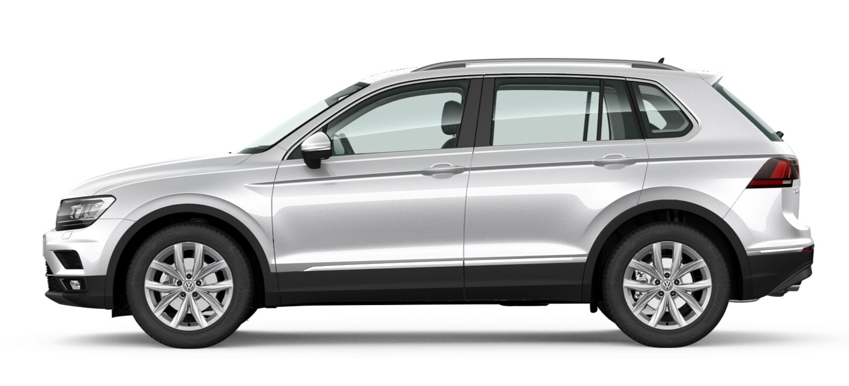 Tiguan Highline, 2.0 TDI, 150 Zs, DSG, 4 Motion